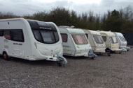 Caravan storage in Northallerton