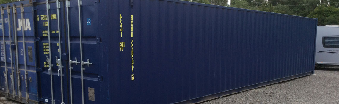 Container Storage Northallerton
